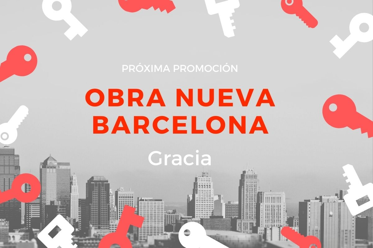Obra Nueva Barcelona Gracia